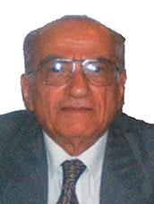 Georges Chebli Mallat (1922-2016)